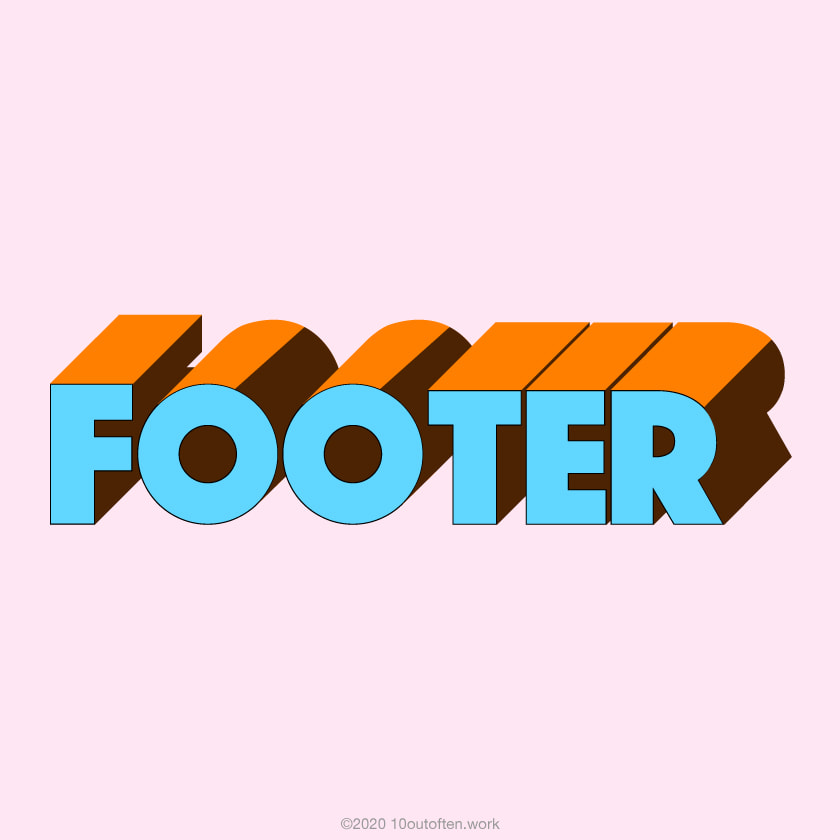 footer要素
