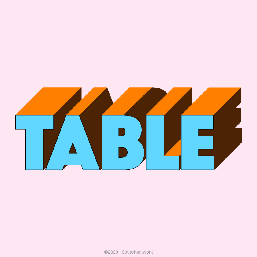 table要素