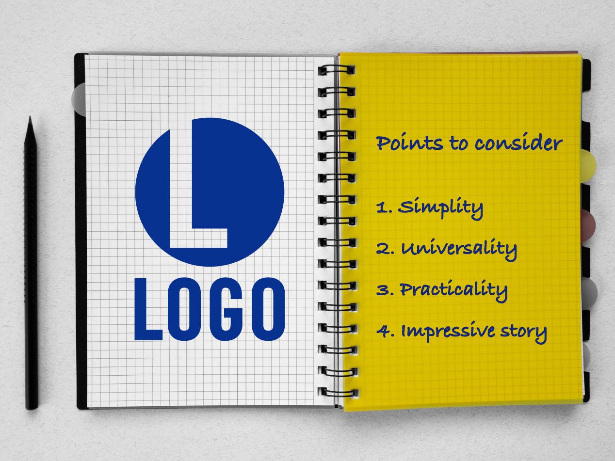 ロゴ 考慮すべきポイント