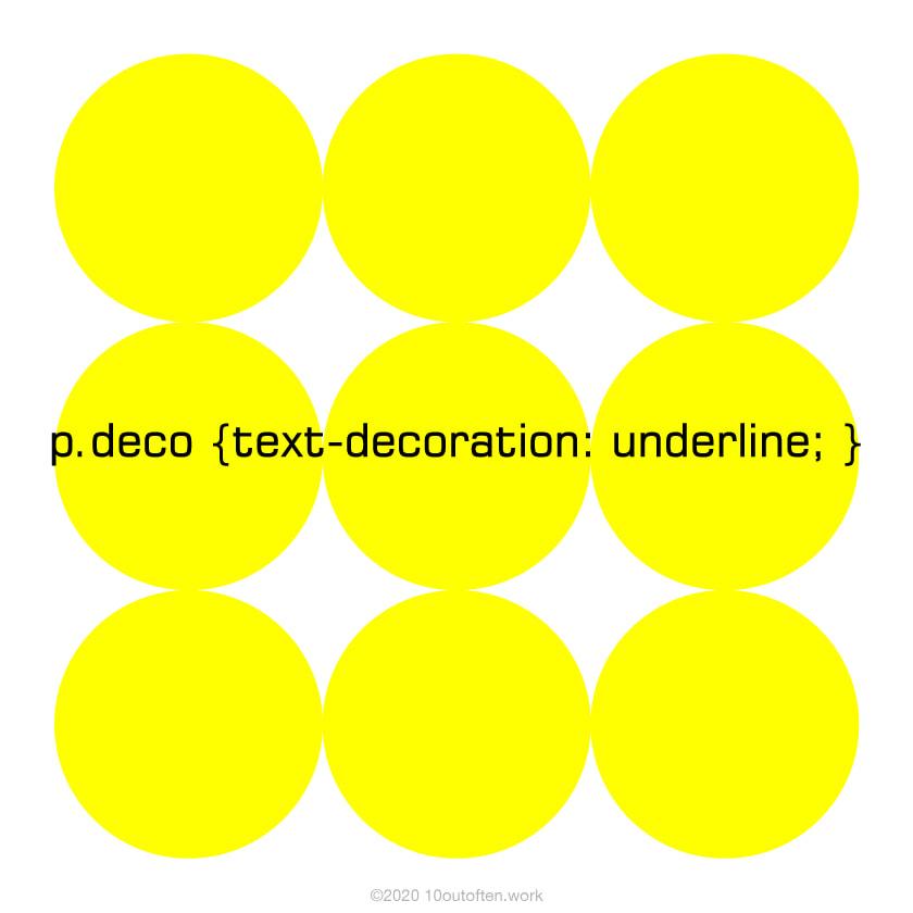 text-decoration